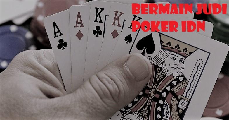 Bandar IDN Poker Terpopuler