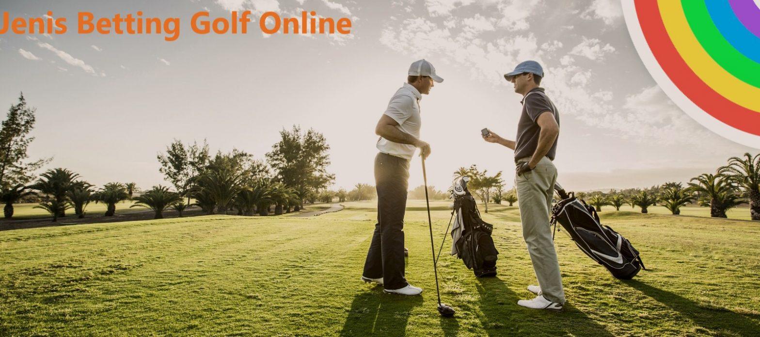 Jenis Betting Golf Online